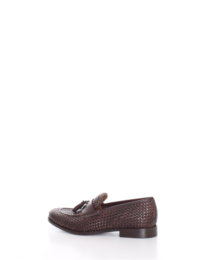 ARCURI Loafers Brown
