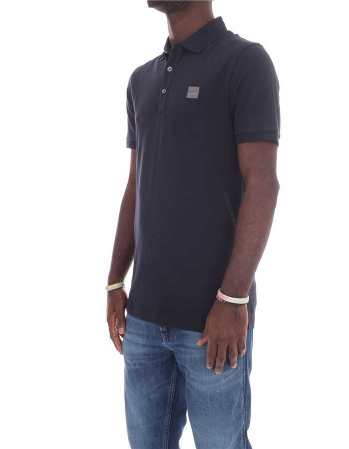 BOSS Polo shirt Short sleeves Men 50378334 2