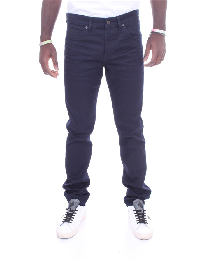 BOSS Slim Navy blue
