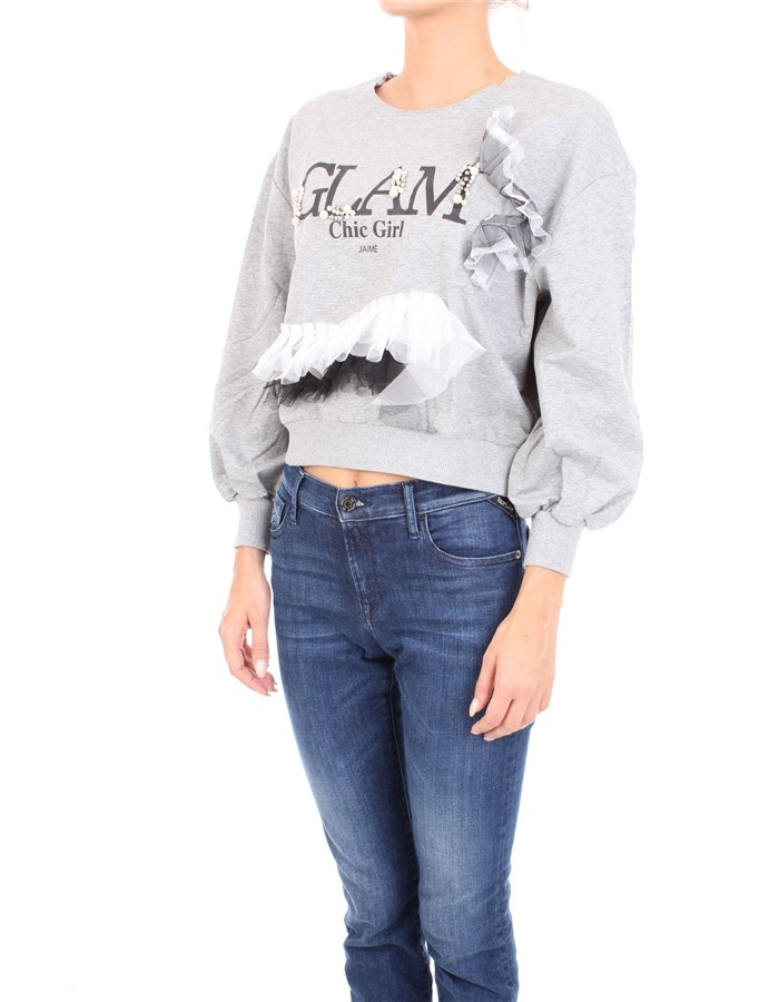 J'AIME' Sweatshirt Only
