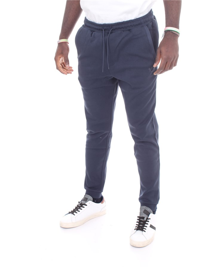 BOSS sports Navy blue