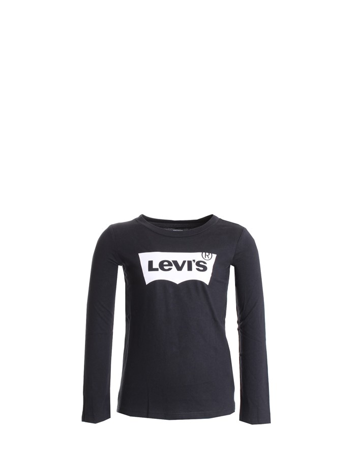 LEVI'S Long sleeve Black