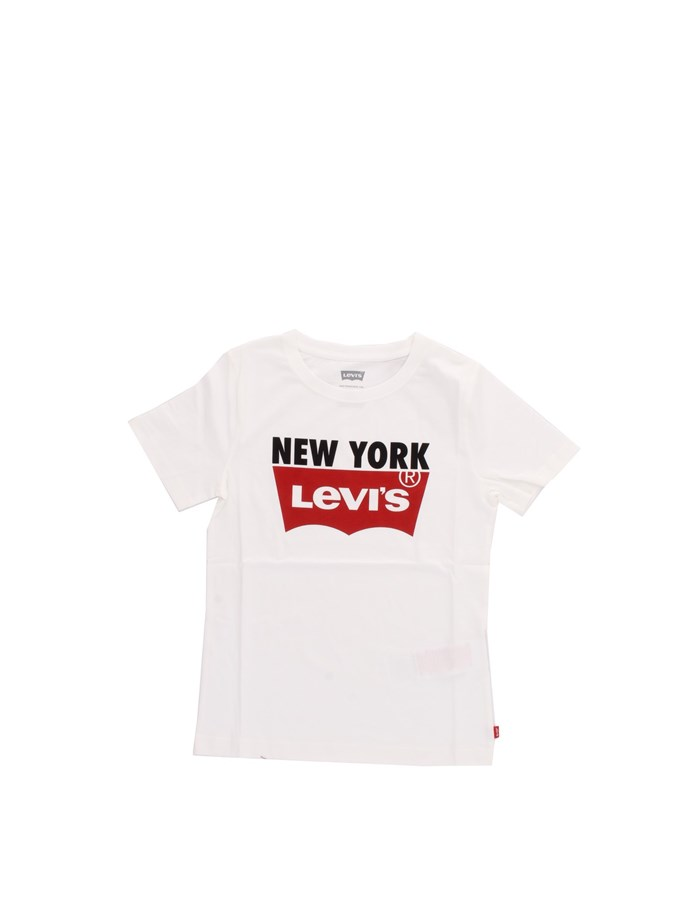 LEVI'S Short sleeve White