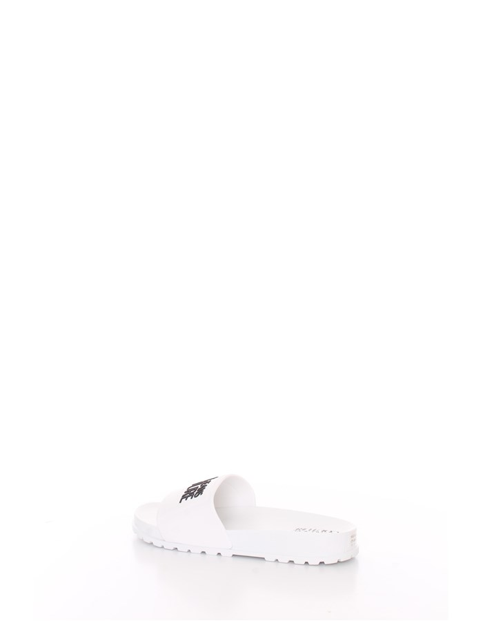 VERSACE slippers White