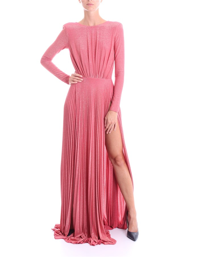 ELISABETTA FRANCHI Dress Amaranth