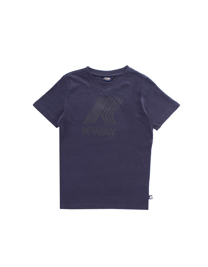 KWAY T-shirt Blue
