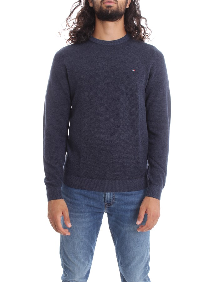 TOMMY HILFIGER  Sweater MW0MW14416 Blue