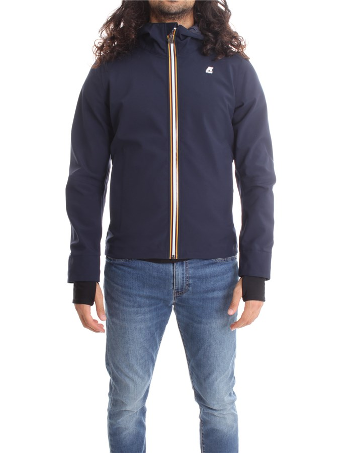 KWAY Jacket Blue