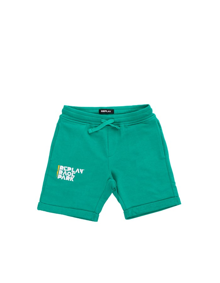 REPLAY KIDS  Sweatshirt Green