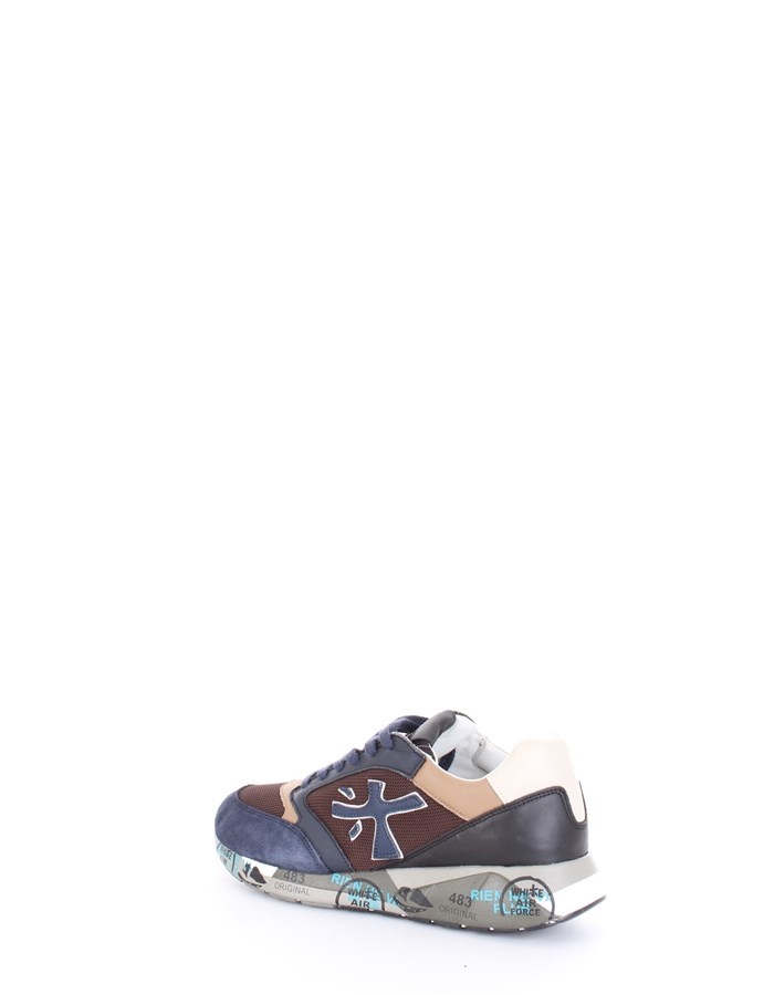 PREMIATA Sneakers Brown blue