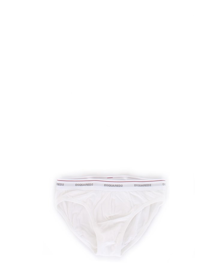 DSQUARED2 Slip white