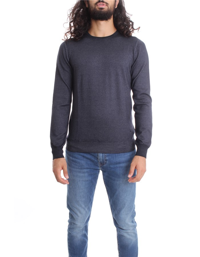 FAY  Sweater NMMC141249T Black