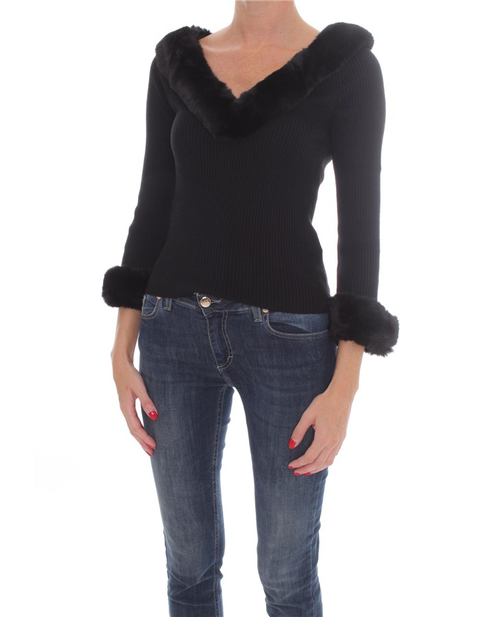 BLUMARINE Sweater Black