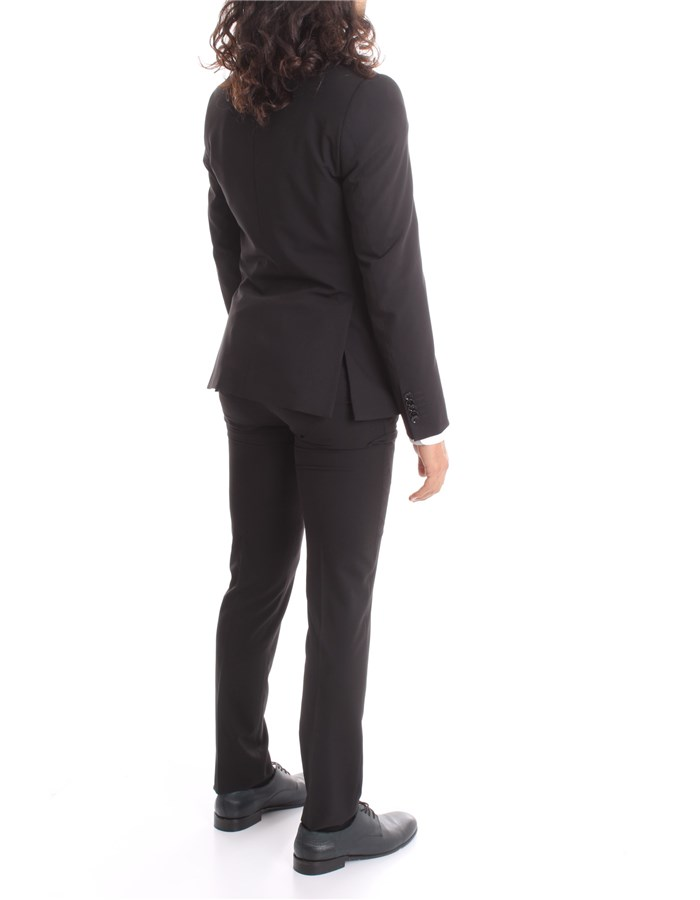 HAVANA & CO Complete Single-breasted suits Men H5327SI T6022E 6