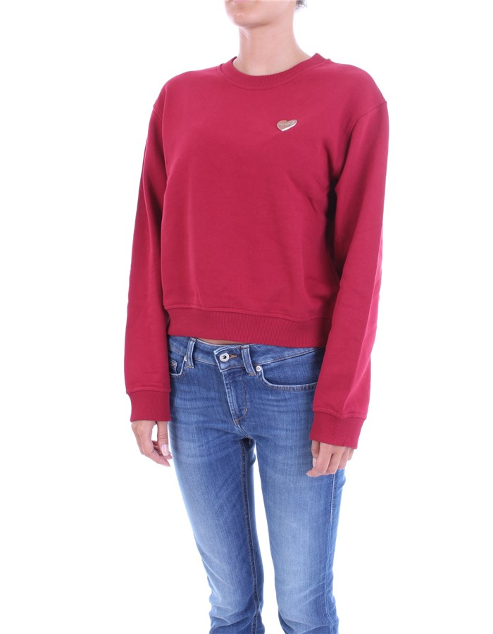 LOVE MOSCHINO Sweatshirt Red