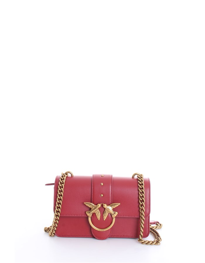 PINKO Bag Rubi red