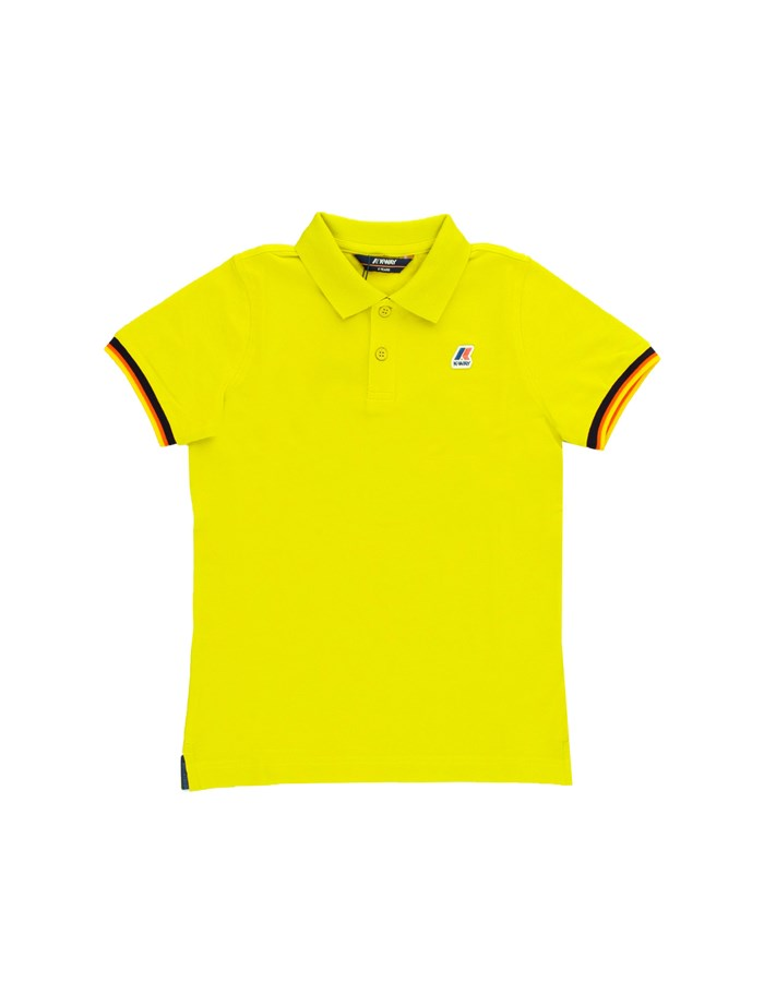 KWAY Short sleeves lime