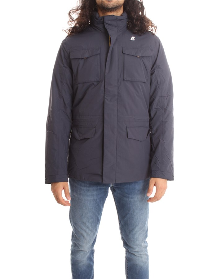 KWAY Jackets Short Men K1119NW M 0