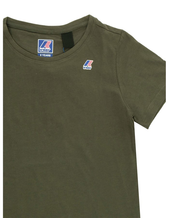 KWAY Short sleeve Military