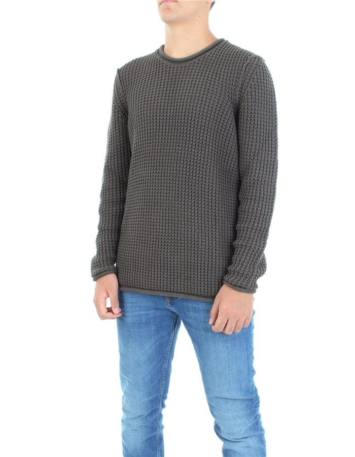 REPLAY Sweater Dark olive