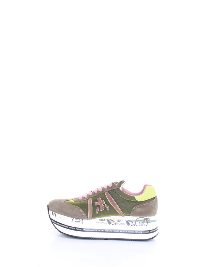 PREMIATA Sneakers  low Women BETH 4917 0