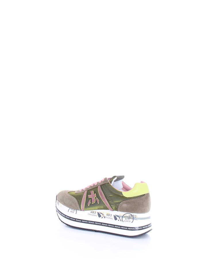 PREMIATA Sneakers  low Women BETH 4917 1