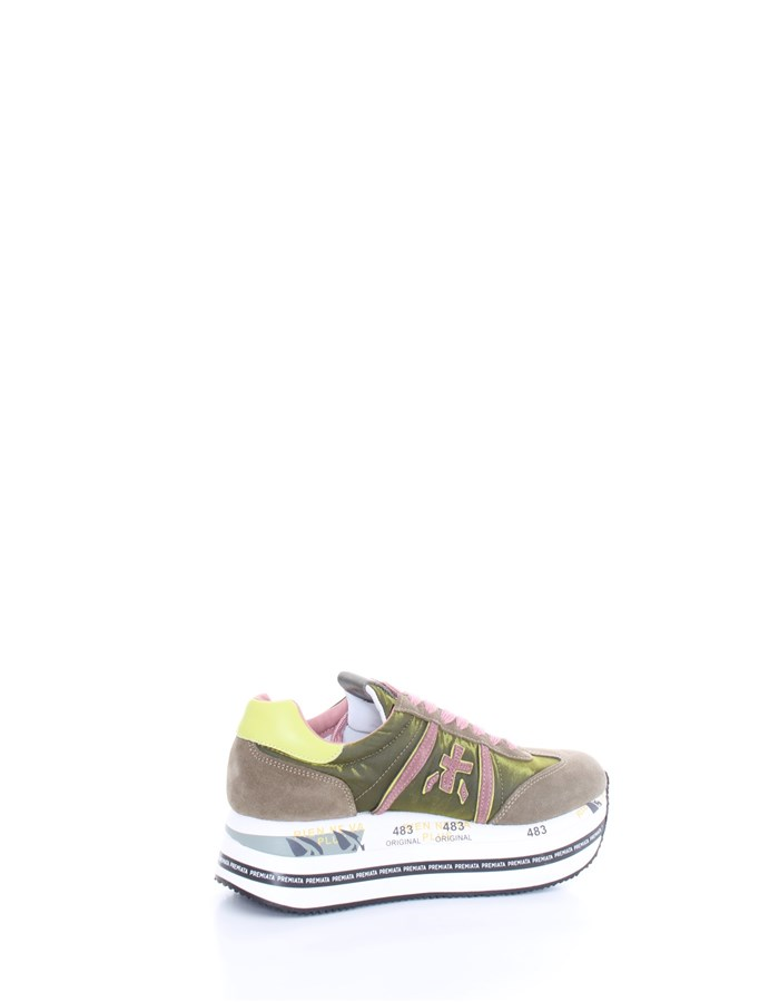 PREMIATA Sneakers  low Women BETH 4917 5