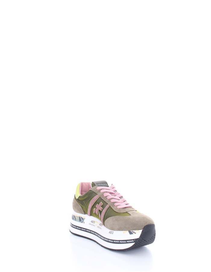 PREMIATA Sneakers  low Women BETH 4917 6