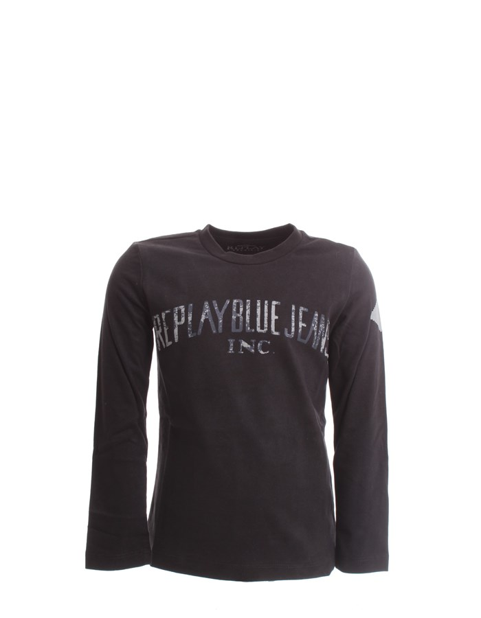 REPLAY Long sleeve Black