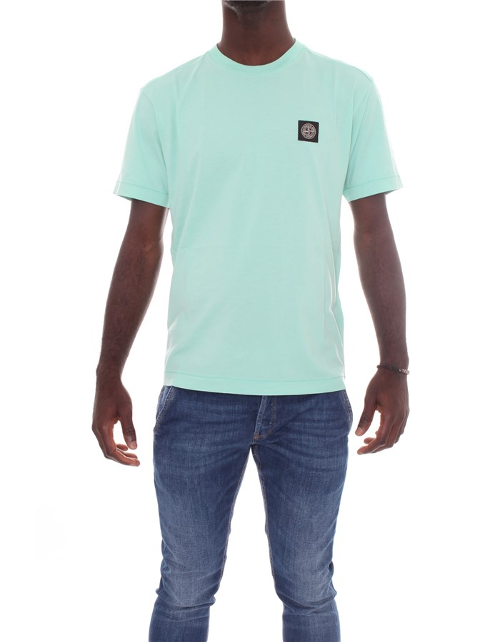 STONE ISLAND Short sleeve water
