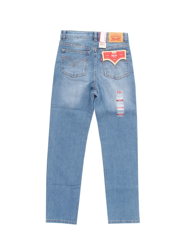 LEVI'S boyfriend Light blue