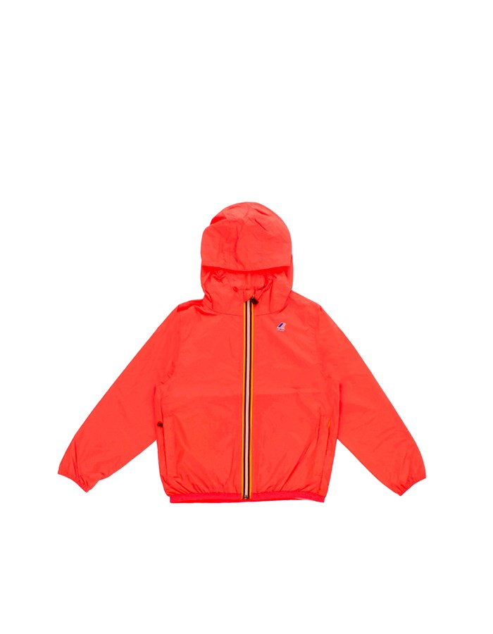 KWAY Short Red fluo