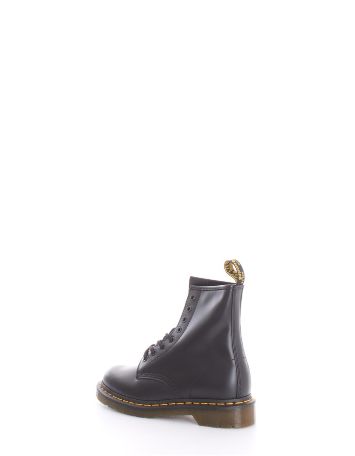 DR. MARTENS Boots Combat boots Unisex 1460 SMOOTH BLACK 1