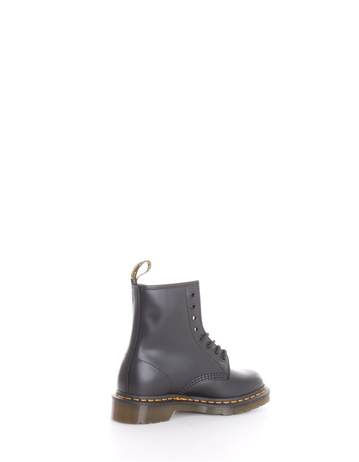 DR. MARTENS Boots Combat boots Unisex 1460 SMOOTH BLACK 5