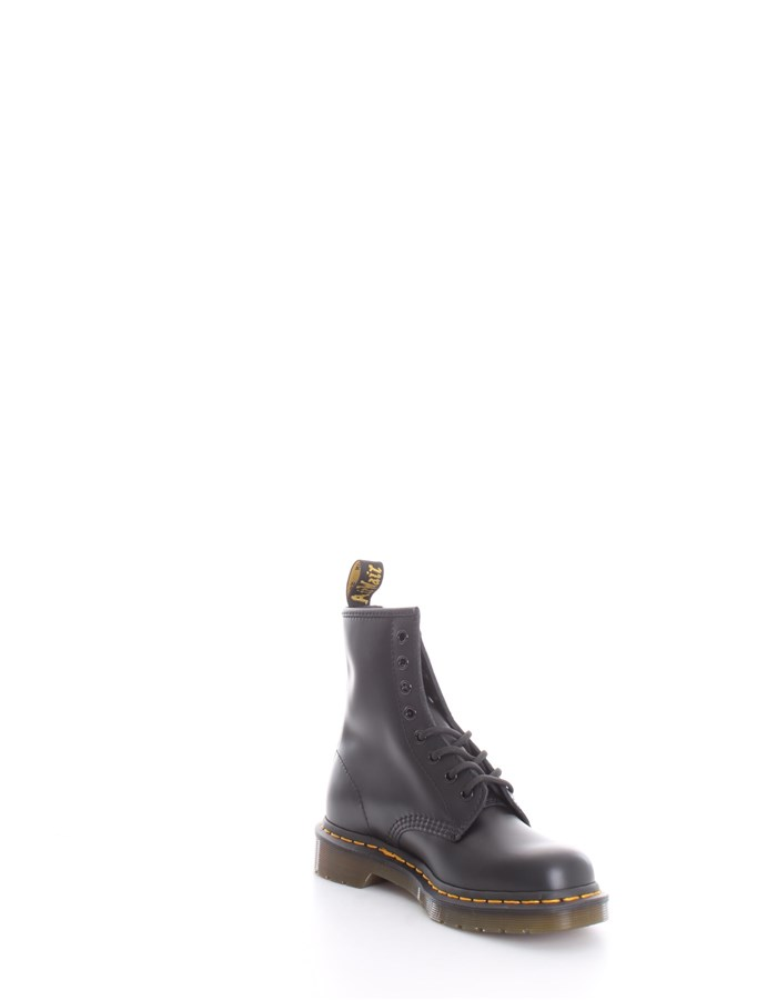 DR. MARTENS Boots Combat boots Unisex 1460 SMOOTH BLACK 6