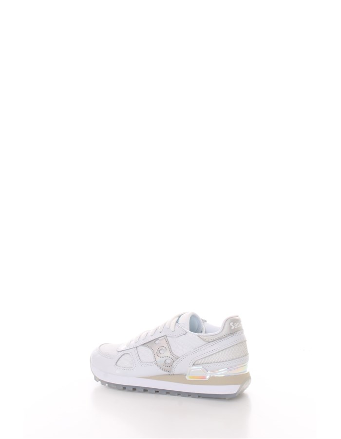 SAUCONY  low white