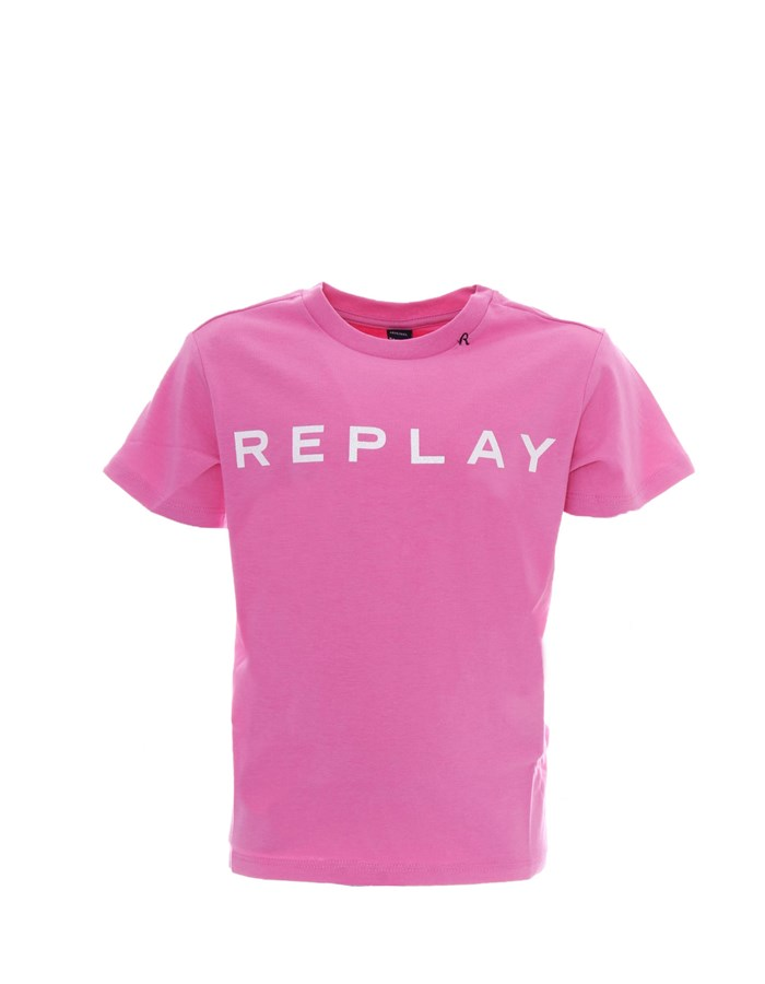 REPLAY KIDS T-shirt Short sleeve Girls SG7479 010 0