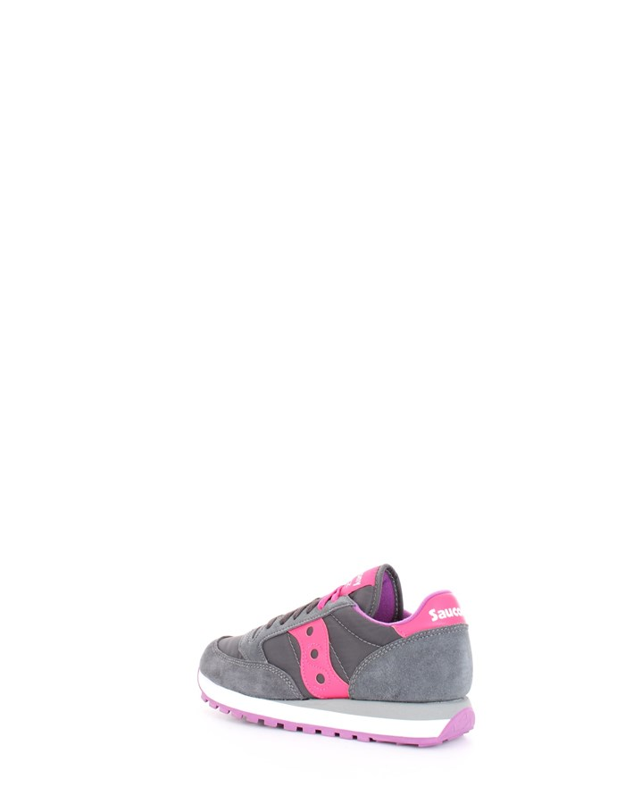 SAUCONY Sneakers Charcoal pink
