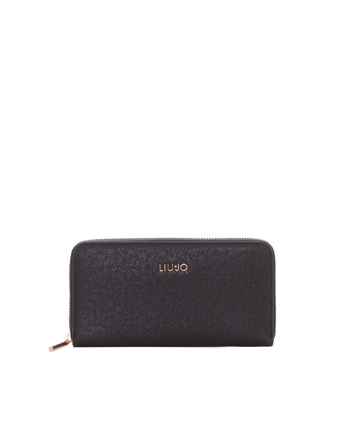 LIU JO With zip Black