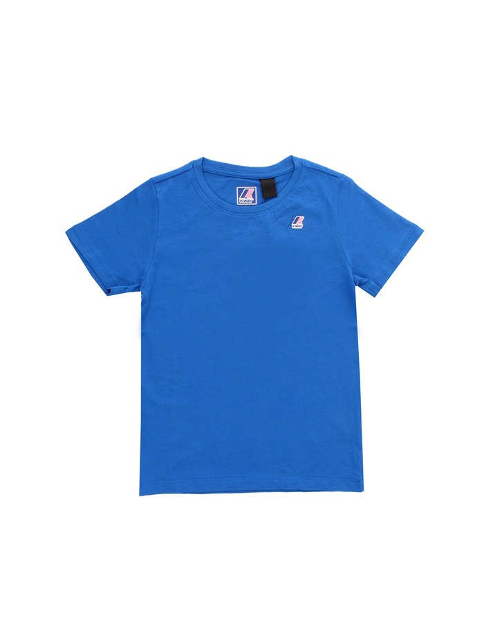 KWAY T-shirt Light blue