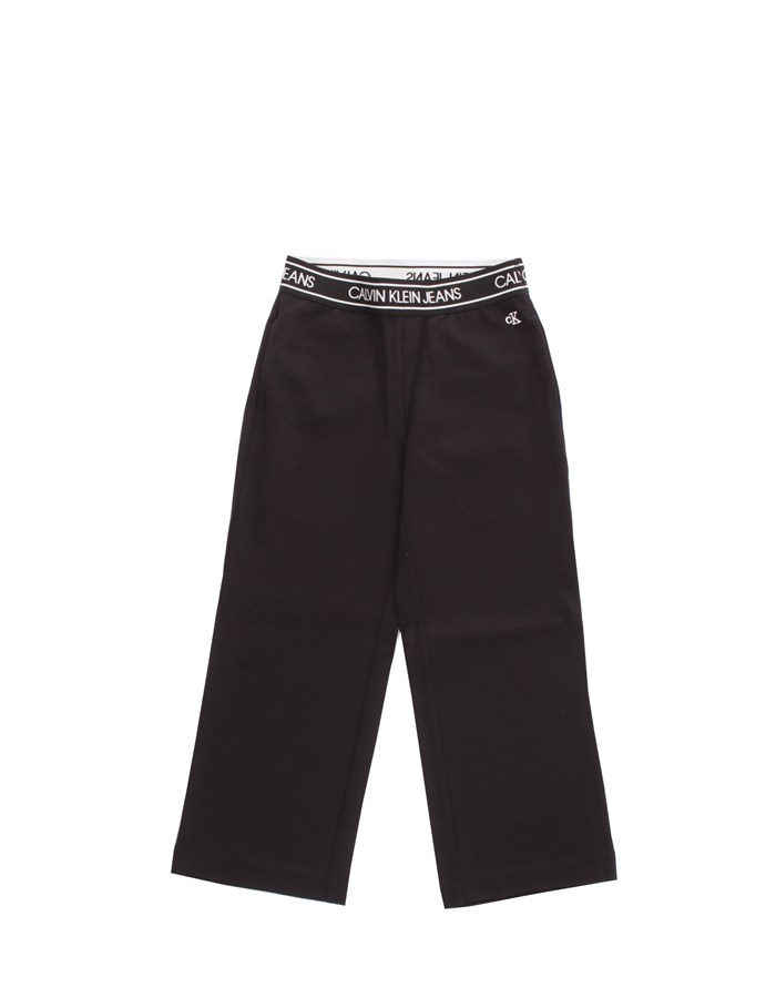 CALVIN KLEIN Pants Black