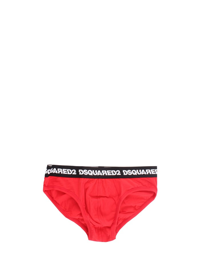 DSQUARED2 Intimate Slip D9L613190 Red