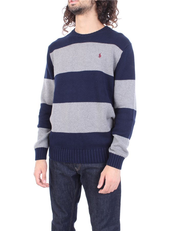 RALPH LAUREN Sweater Blue gray
