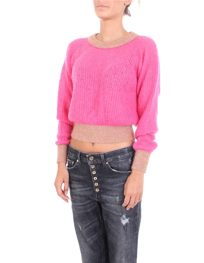 PINKO Sweater fuchsia
