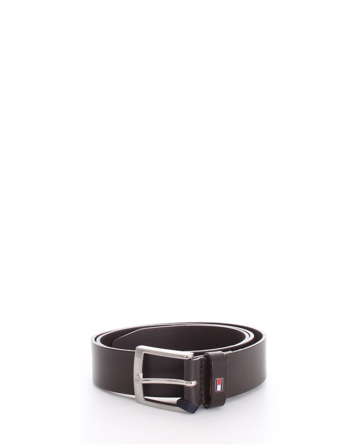 TOMMY HILFIGER Belt Brown