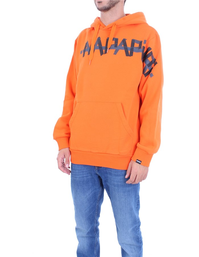 NAPAPIJRI Sweatshirt Orange