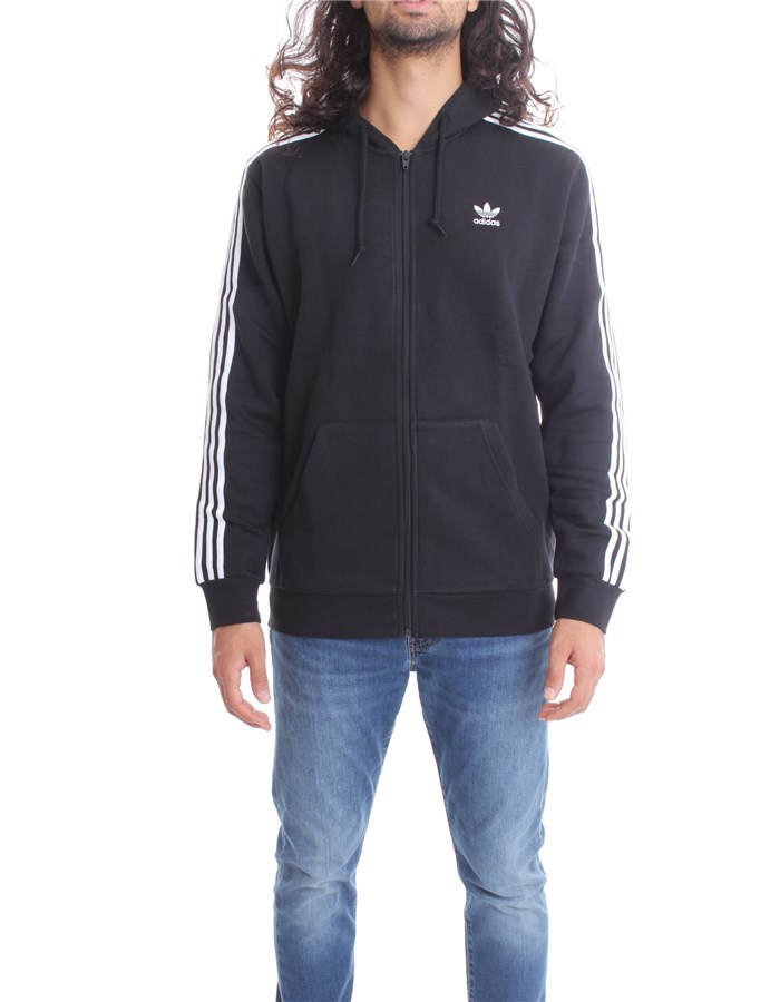 ADIDAS Sweatshirt Black