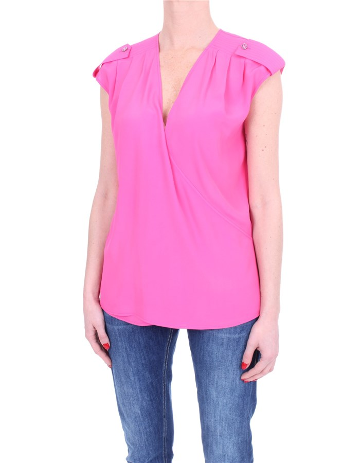 LIU JO Blouses Bubble rose