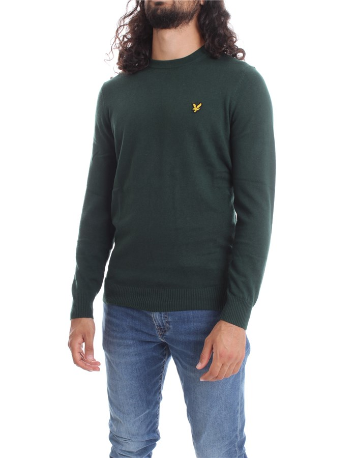 LYLE & SCOTT Vintage Sweater English green