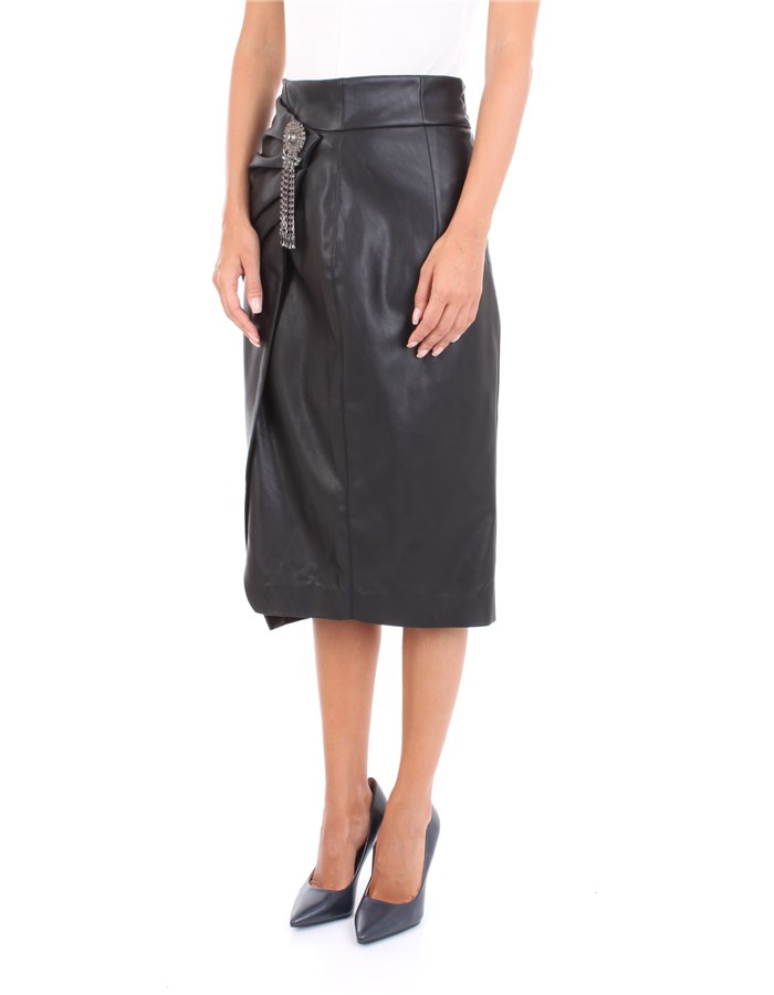 PINKO Skirt Black